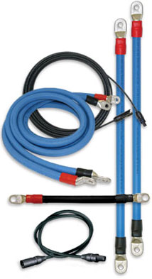 Polar Wire supplies wire and cable, prebuilt cables, and other components needed for alternative energy systems