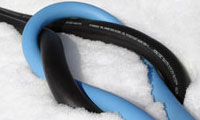Polar Wire's premier ultra-flexible wire handles extreme environments